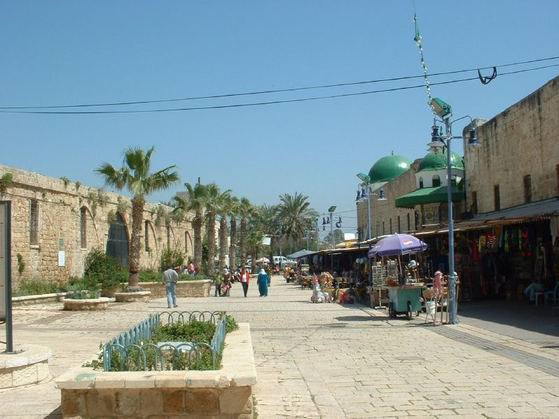 Acre - عكا : A general view of Akka's Old City (photo #2)