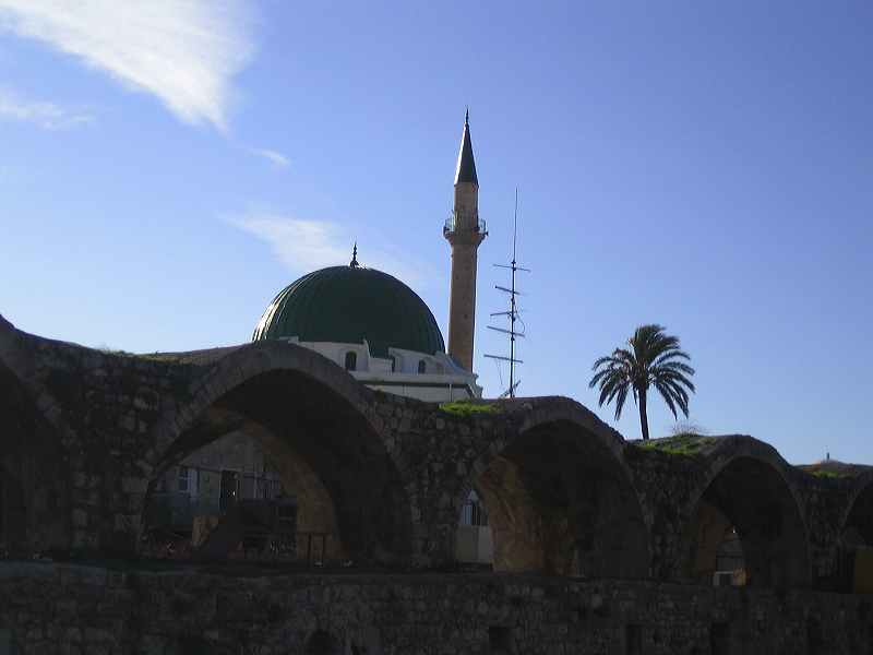 Acre - عكا : Inside the Acre's old city #3