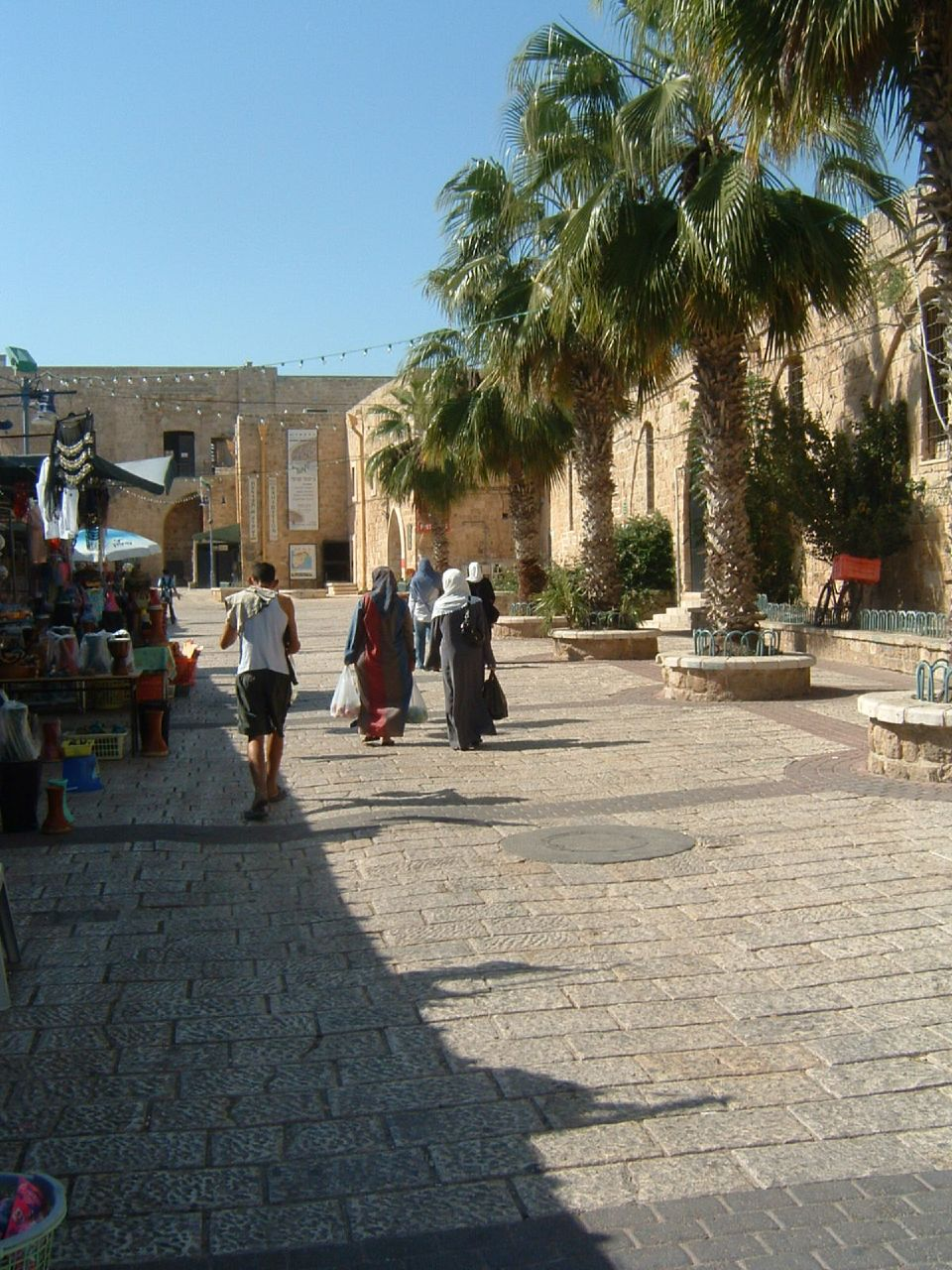 Acre - عكا : A street scene in the old city