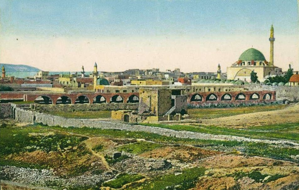 Acre - عكا : Acre, late 19th c.