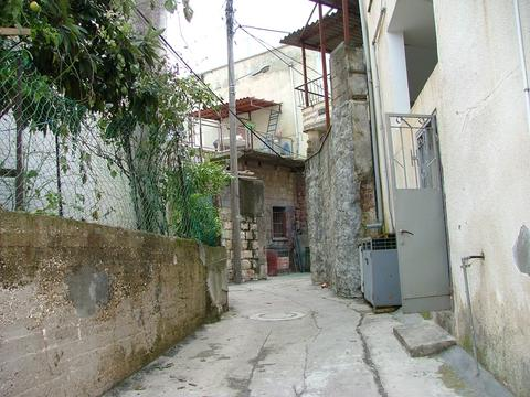 Tarshiha - ترشيحا : Inside Tarshiha's old quarters #2