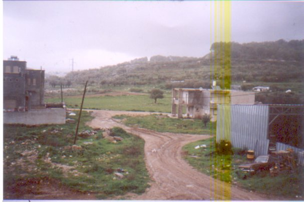 Tarshiha - ترشيحا : A scene in Tarshiha #2, Feb. 2002