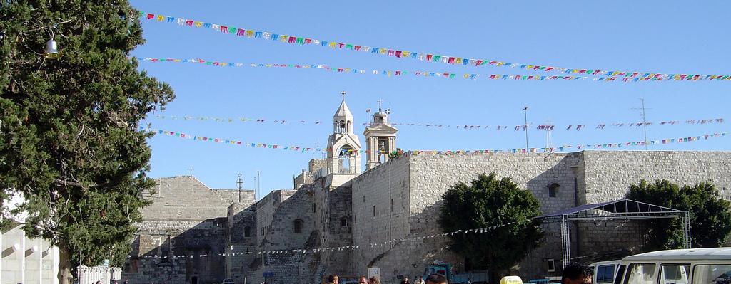 Bethlehem-بيت لحم: كنيسة المهد