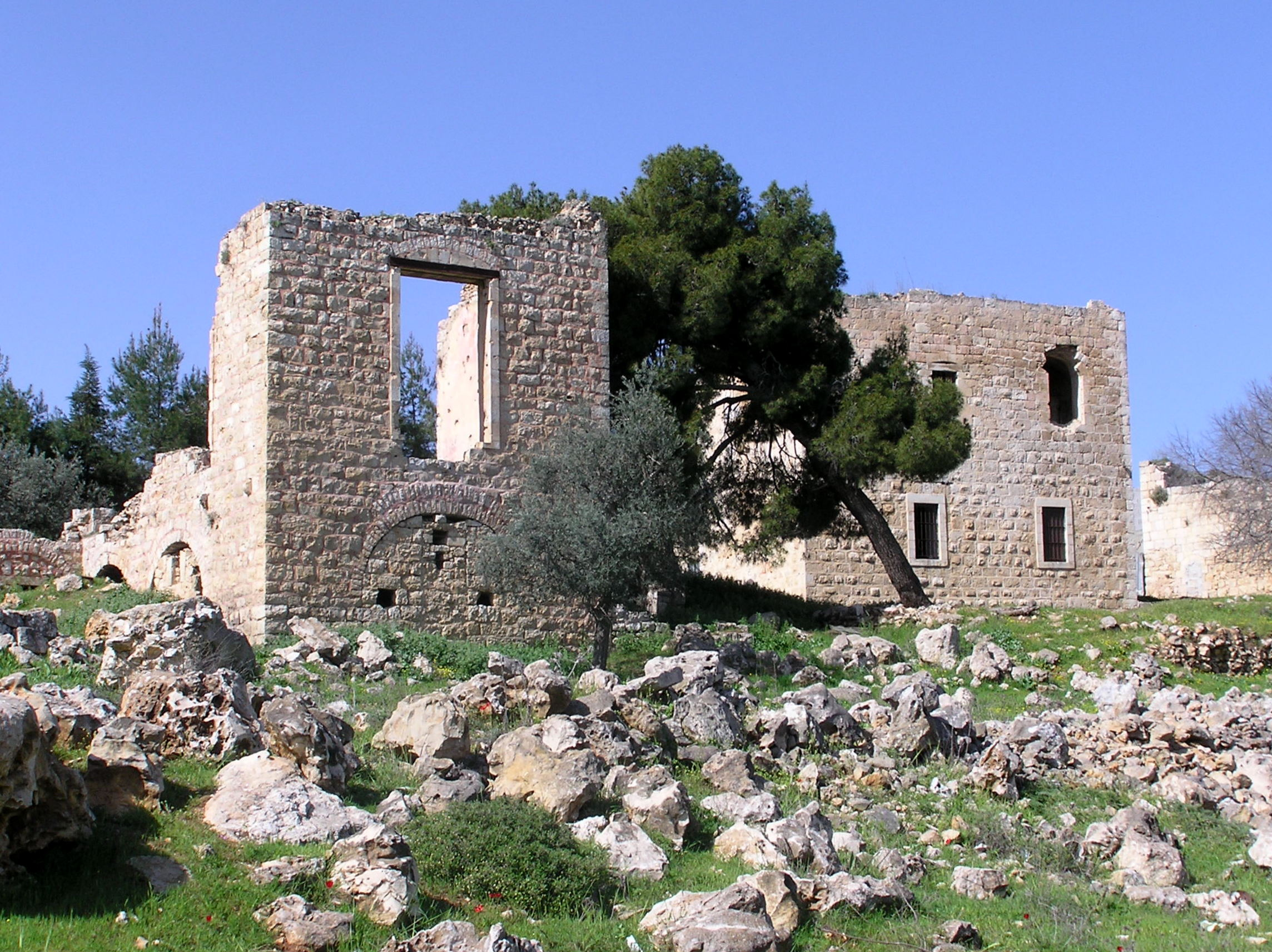 Bayt Safafa - بيت صفافا : Asfoora Location/Site