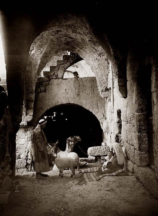 Bayt Sahur - بيت ساحور : Beit Sahur, mid to late 1930s.