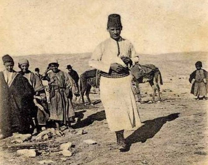 Bethlehem - بيت لحم : PALESTINE - Bethlehem, 1890s (early 20th c.) 23