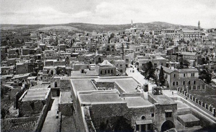 Bethlehem - بيت لحم : PALESTINE - Bethlehem, Early 20th c. 3