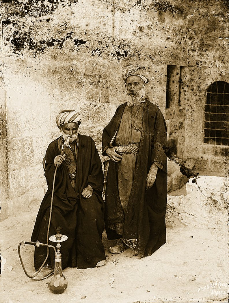 Bethlehem - بيت لحم : PALESTINE - Bethlehem, 1890s (early 20th c.) 51 - 1889