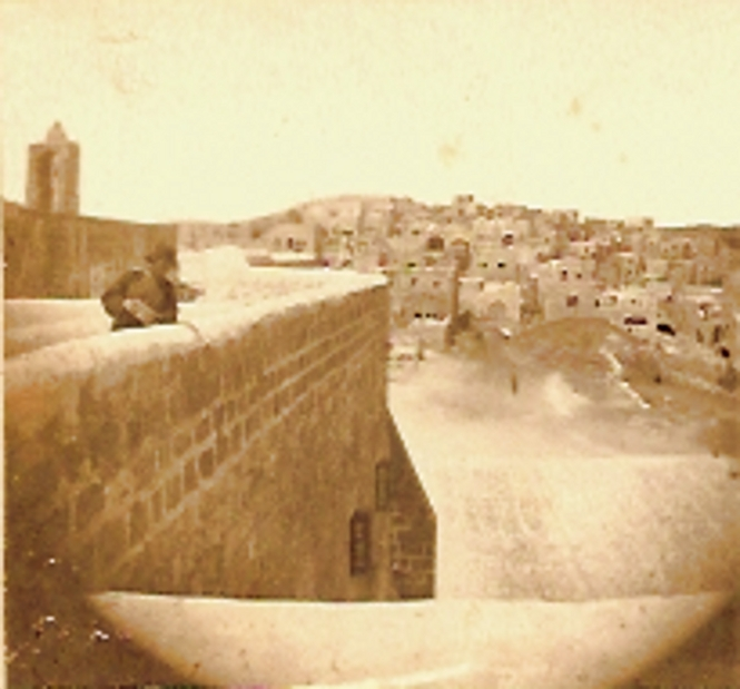Bethlehem - بيت لحم : PALESTINE - Bethlehem, 1890s (early 20th c.) 78 (circa 1880s)