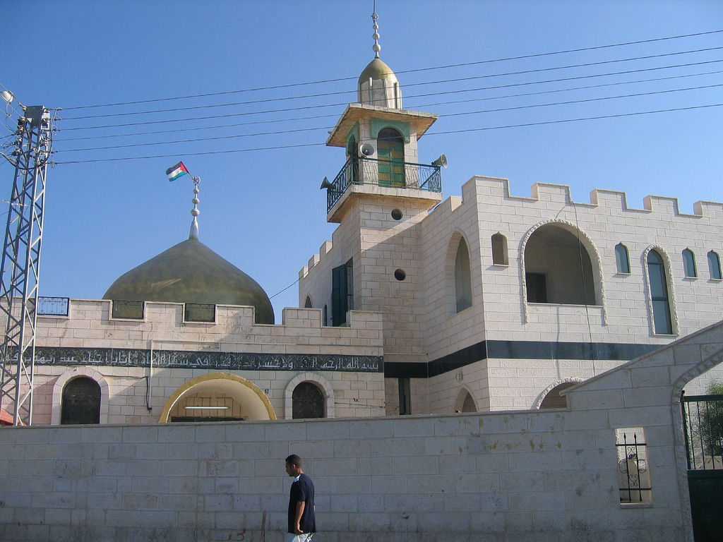 Bil'in - بلعين : The main mosque