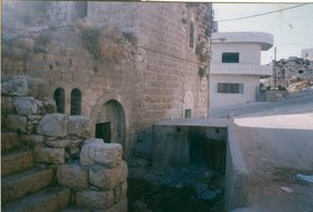 Dayr Dibwan - دير دبوان : Pictures of old houses in the city of Dayr Dibwan