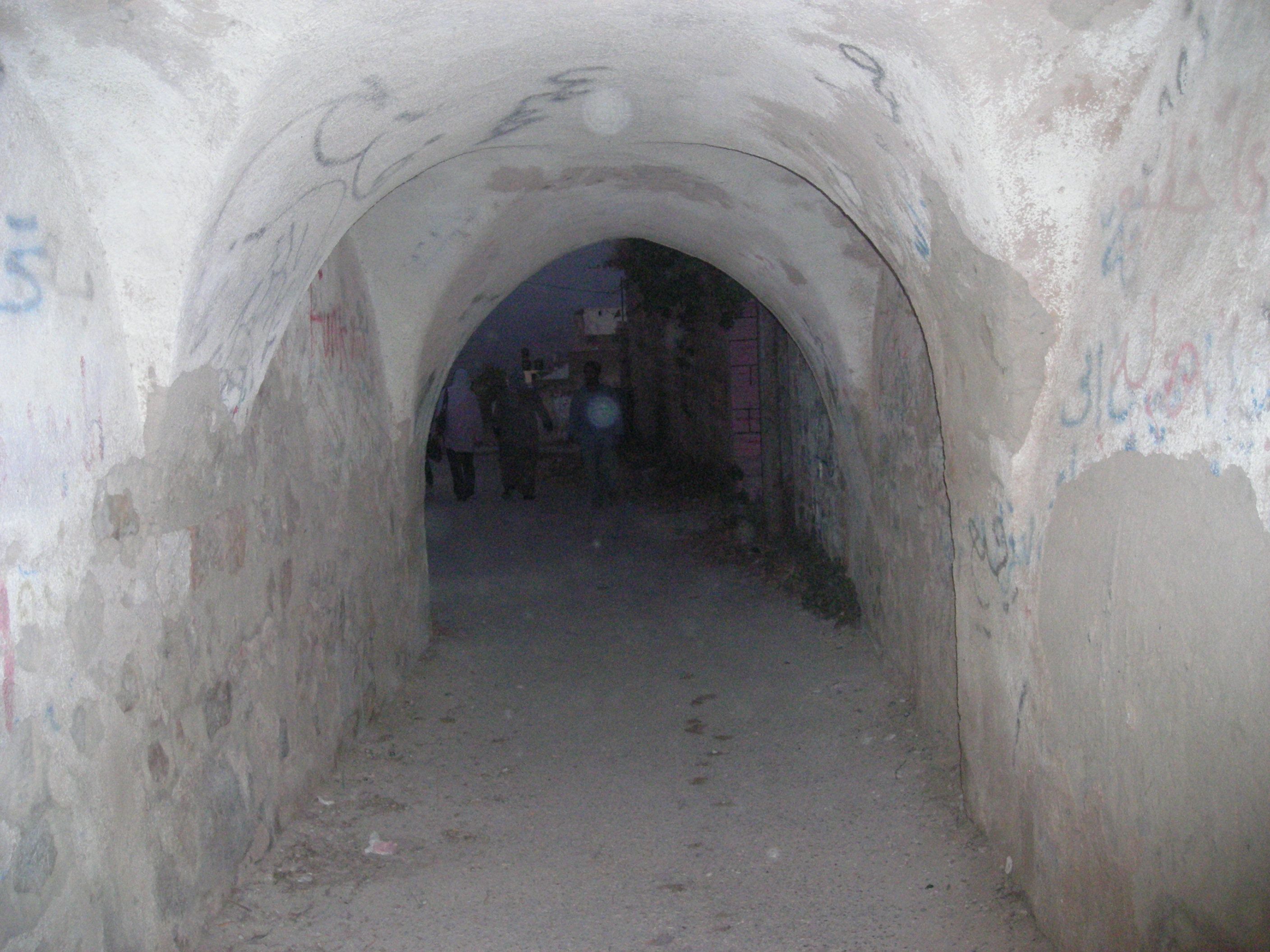 Dayr Ghassana - دير غسّانه : old way in dair ghassaneh