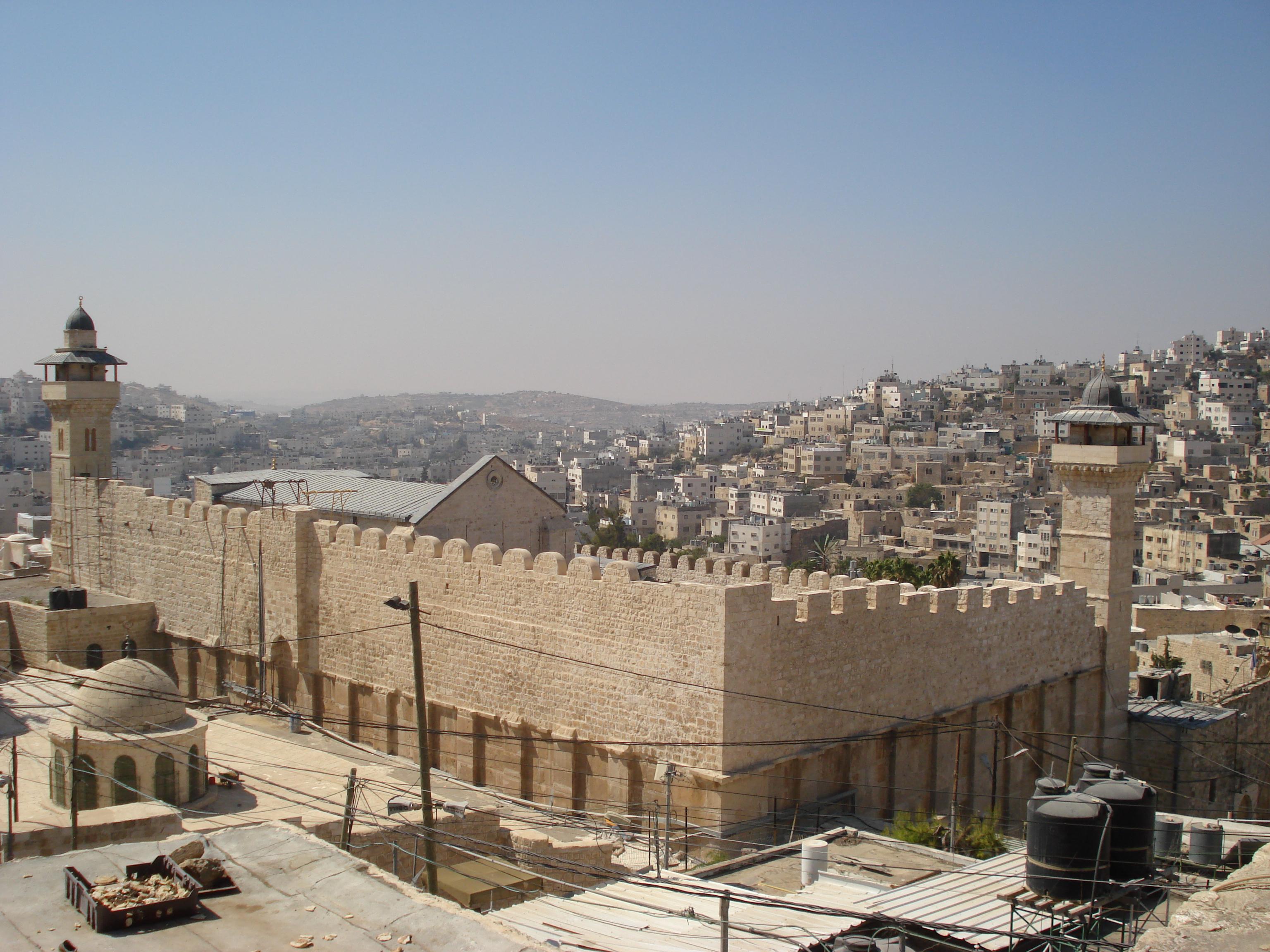 """الحرم الابراهيمي """"معالمه , مجزرته , صوره وعذاب المصليين"""" Hebron-39267.jpg"""
