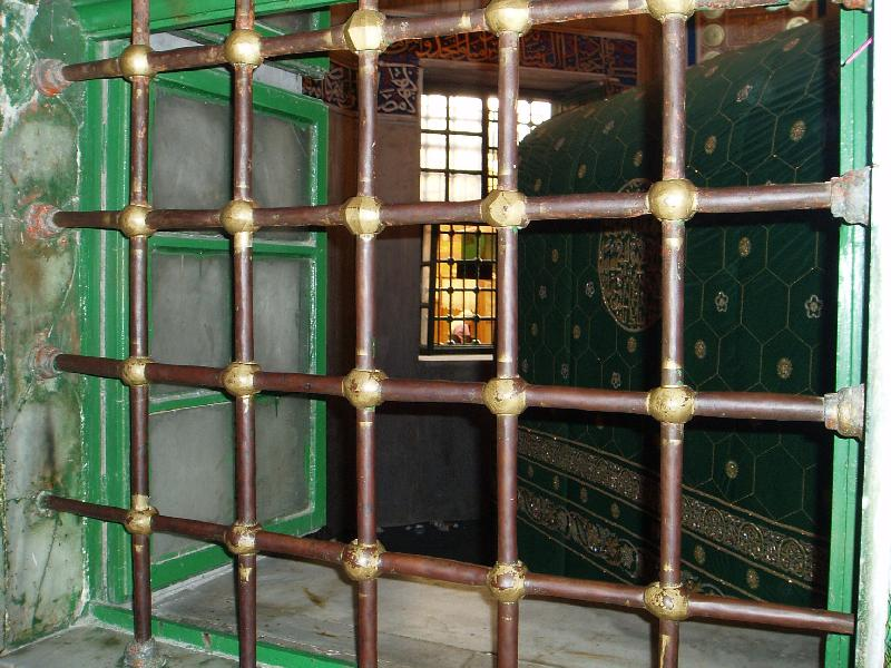 Hebron - الخليل : Tomb of the Prophet Ibrahim (Tomb of the Patriarch)