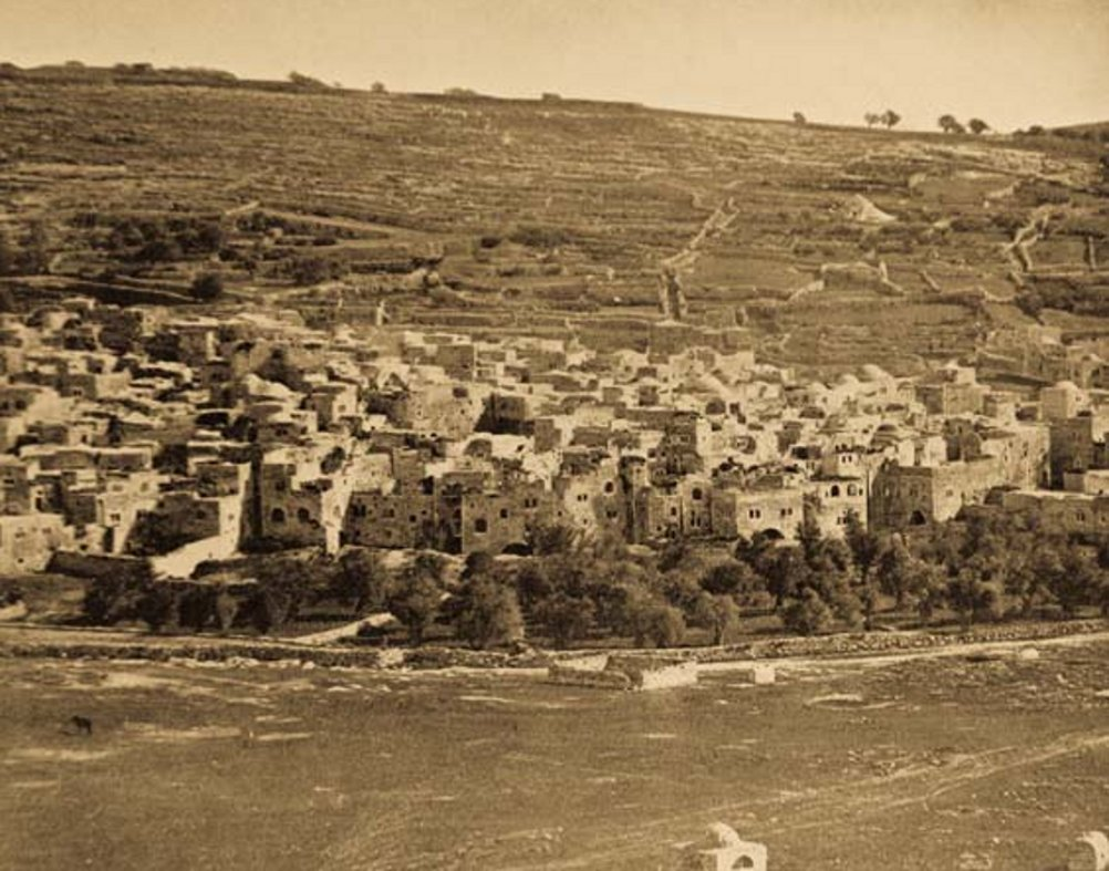 Hebron - الخليل : Hebron - Late 19th, early 20th c. - 28