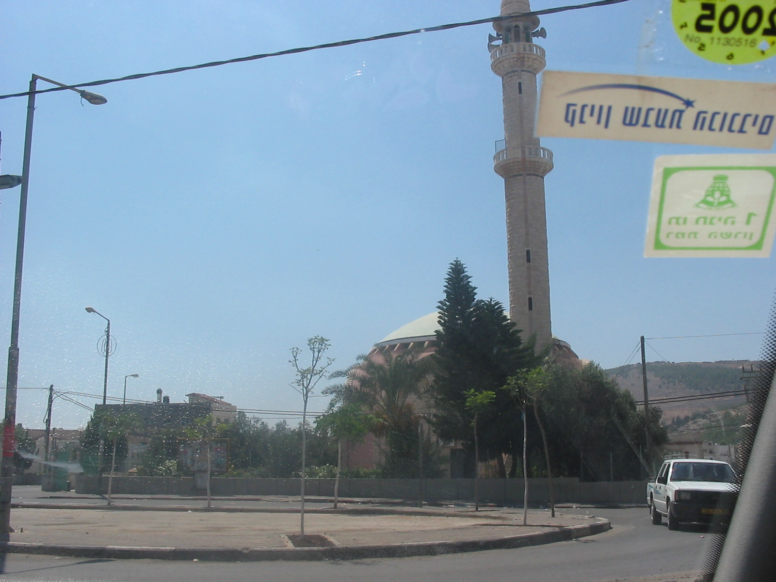Iksal - إكسال : the new mosque