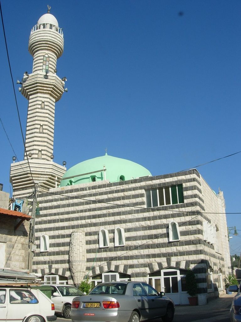 Kafr Kama - كفر كمه : The Main Mosque