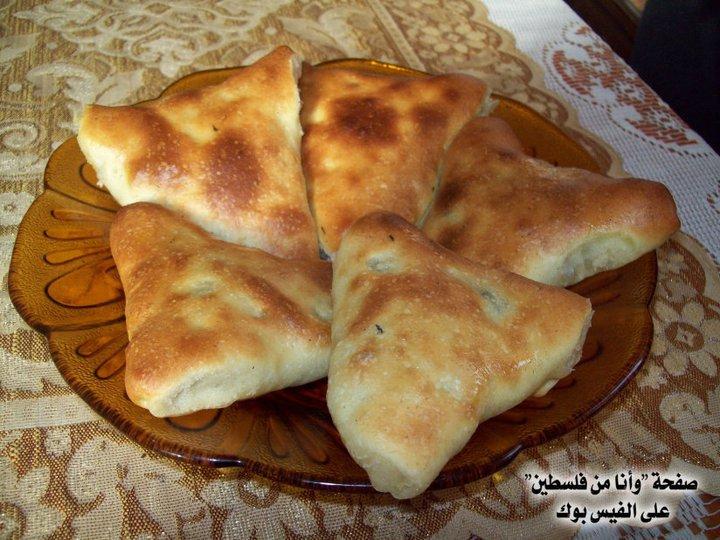 خبز الطابون**** Kafr_Qallil-79373