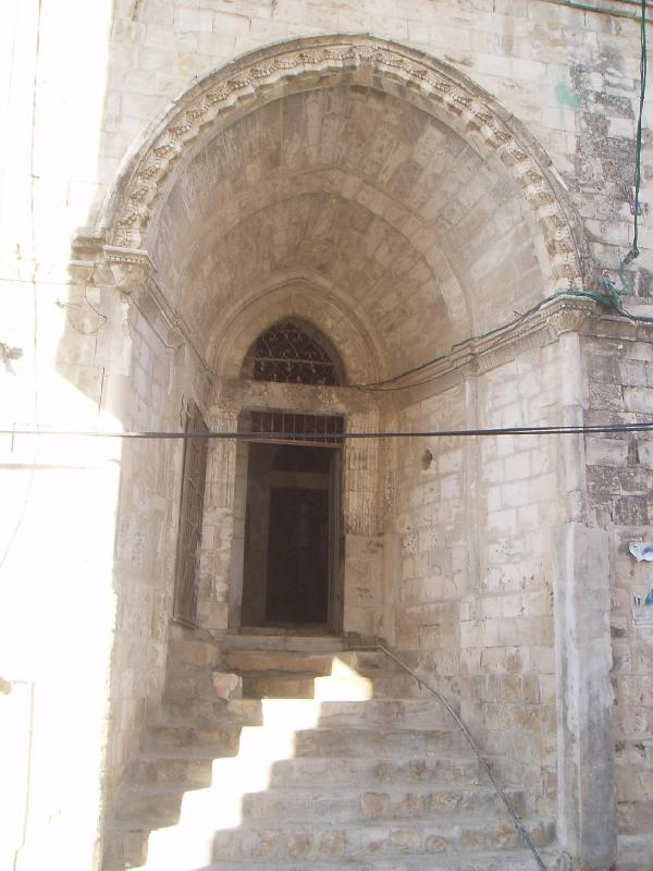 حي القصبة بالجزائر Nablus-11110