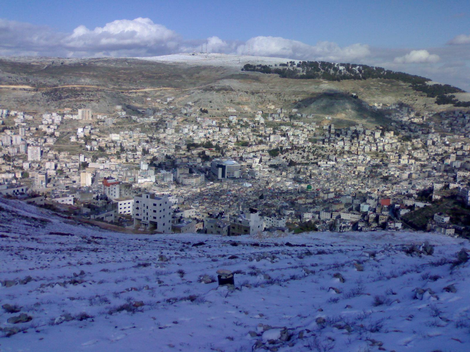 Nablus-Nablus: منظر عام /24391 - Palestine Remembered