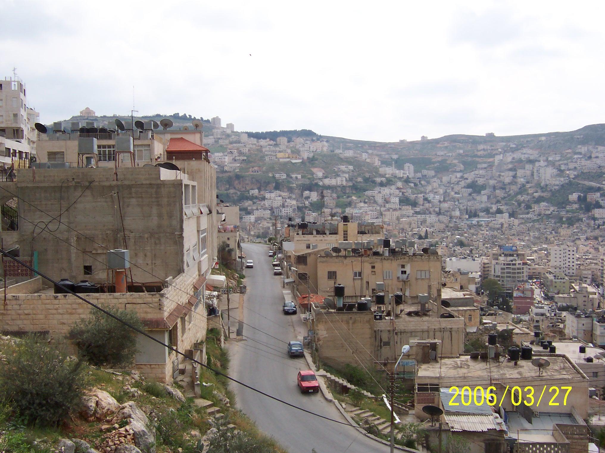 Nablus-Nablus: Nablus جسر التيتي 3 /67808 - Palestine ...
