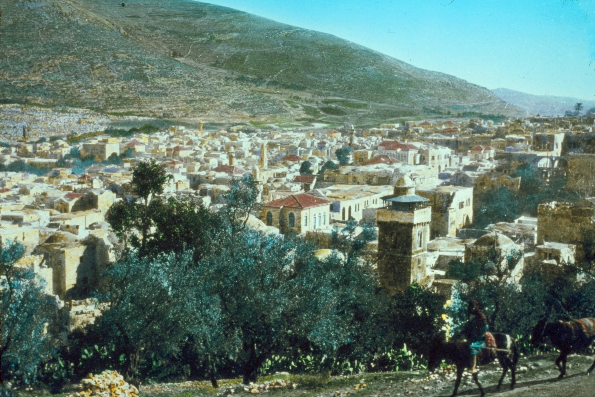 Nablus - نابلس : NABLUS - Late 19th, early 20th c. 28 - ***** BEAUTY IN STONE *****
