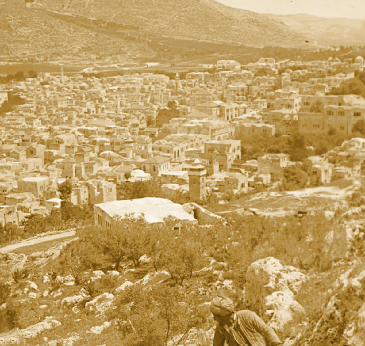 Nablus - نابلس : NABLUS - Late 19th, early 20th c. 59