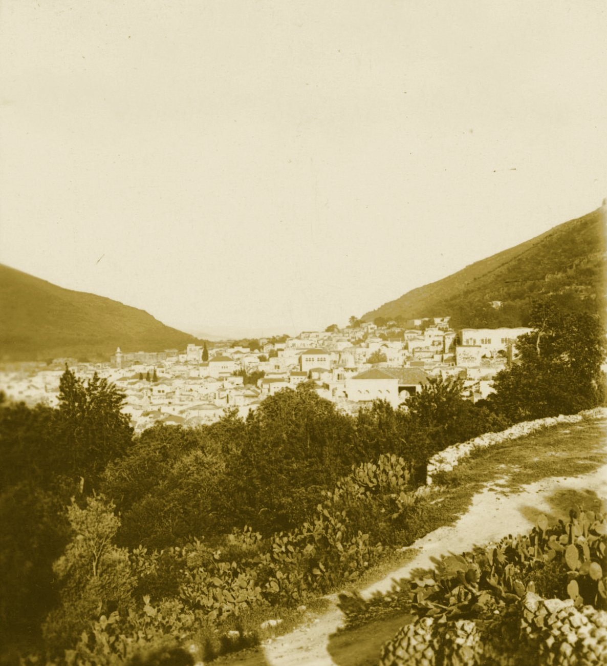 Nablus - نابلس : NABLUS - Late 19th, early 20th c. 94