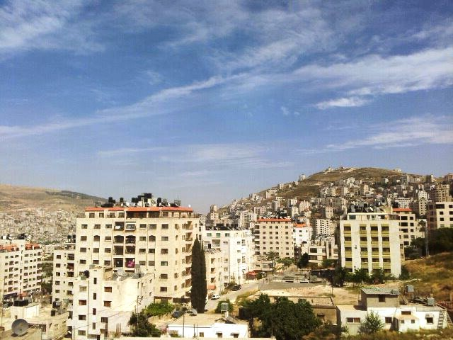 Part of Nablus