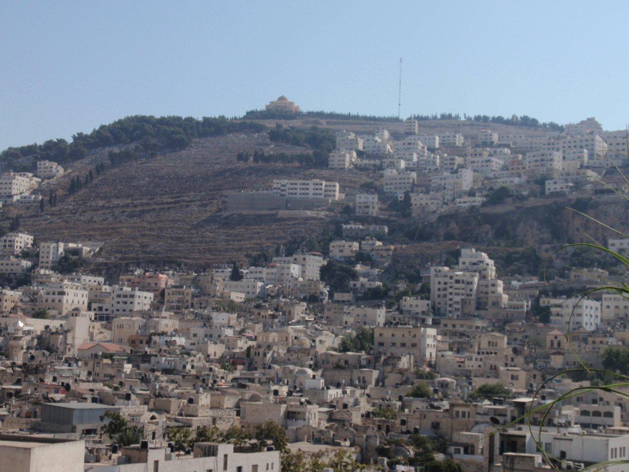 Nablus-Nablus: نابلس منظر عام يوم 15.10.2012 ...