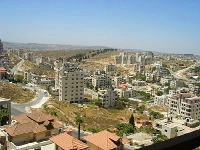 Ramallah - رام الله : Beautiful Ramallah-Bireh 50