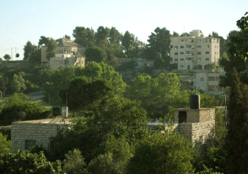 Ramallah - رام الله : Beautiful Ramallah-Bireh 52