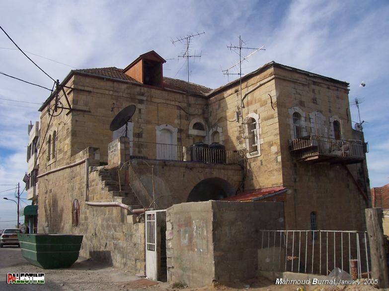 Ramallah - رام الله : This house is located on Jaffa Street (on the way to Betonia)