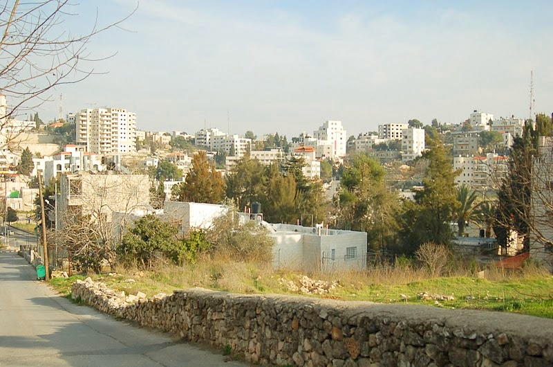 Ramallah - رام الله : Beautiful Ramallah-Bireh 22