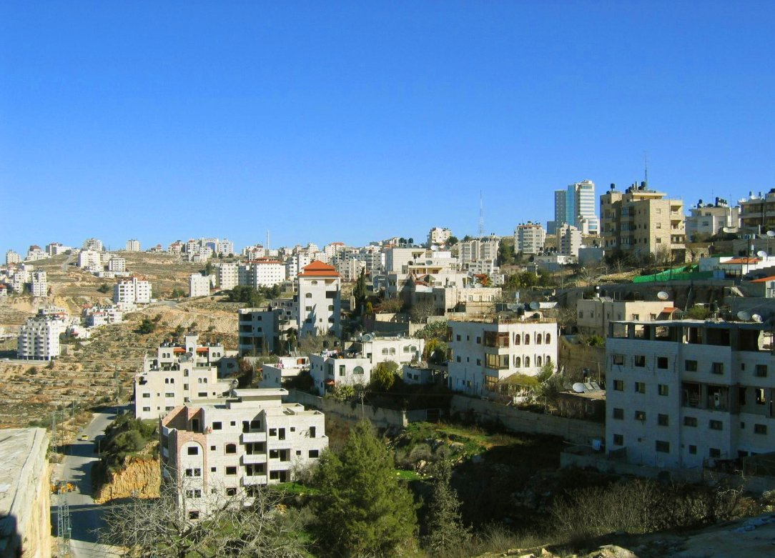 Ramallah - رام الله : Beautiful Ramallah-Bireh 38
