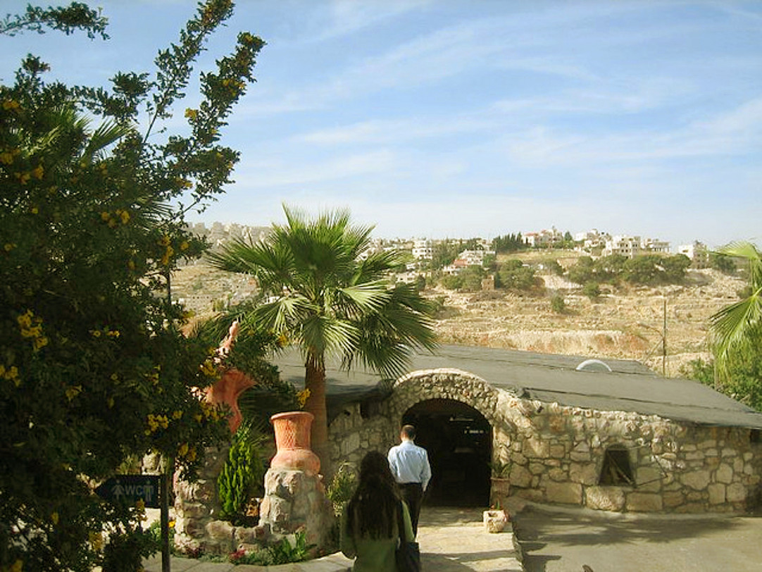 Ramallah - رام الله : Beautiful Ramallah-Bireh 90 (The Tent)