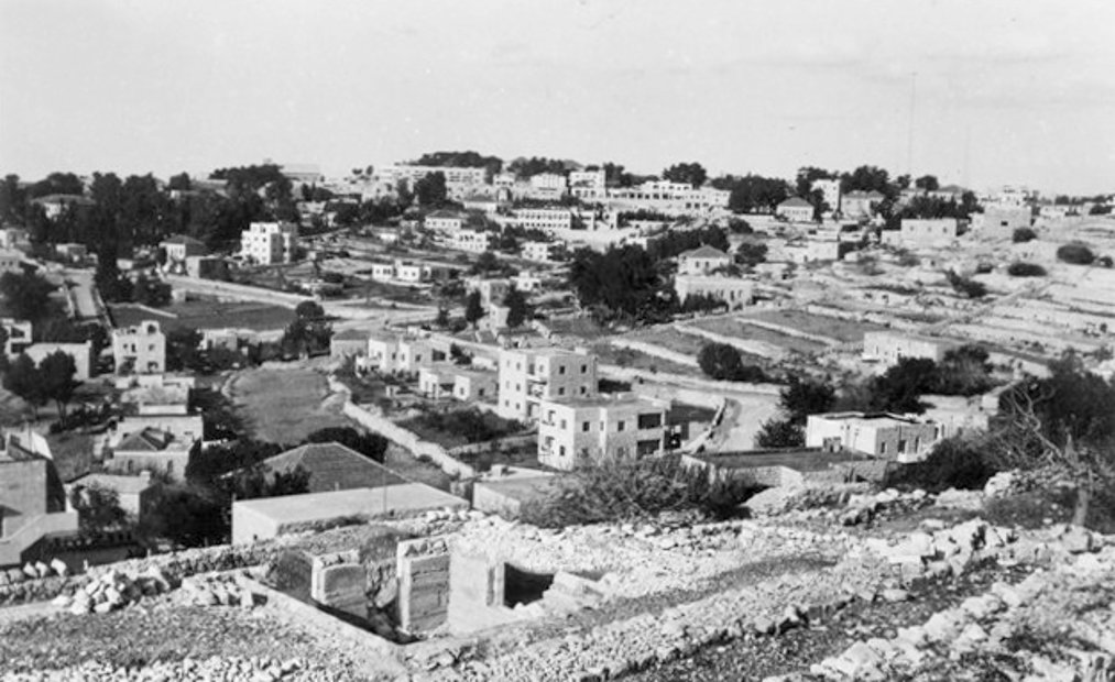 Ramallah - رام الله : RAMALLAH AT THE MIDDLE OF THE LAST CENTURY 6 - ( Per Reem Ackall )
