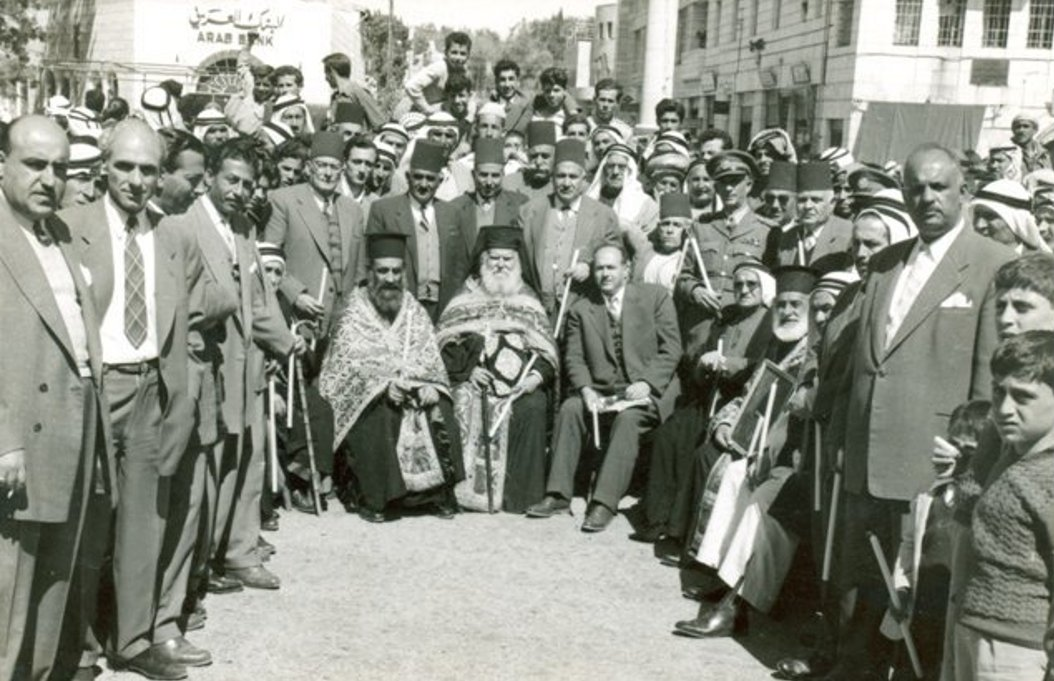 Ramallah - رام الله : RAMALLAH AT THE MIDDLE OF THE LAST CENTURY 14 - ( Per Reem Ackall )