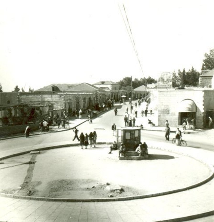 Ramallah - رام الله : RAMALLAH AT THE MIDDLE OF THE LAST CENTURY 19 - ( Per Reem Ackall )