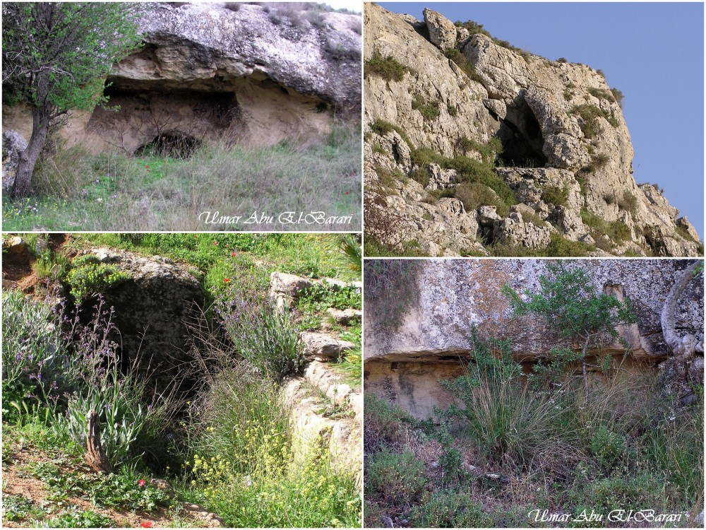 Sharafat - شرفات : Caves of Sharafat & Nearby Hills  {#5}