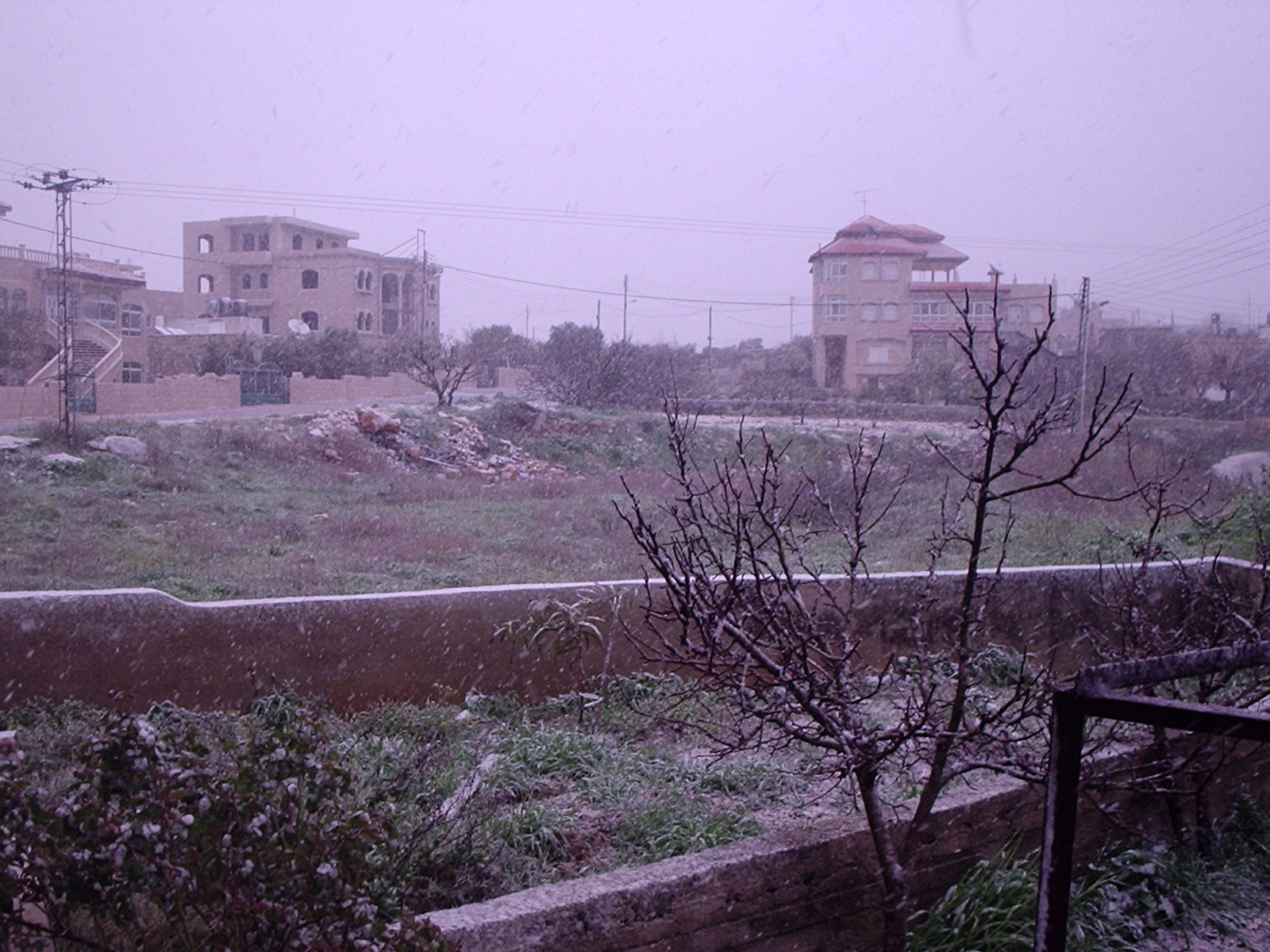 Surda - سرده : During the snowy season