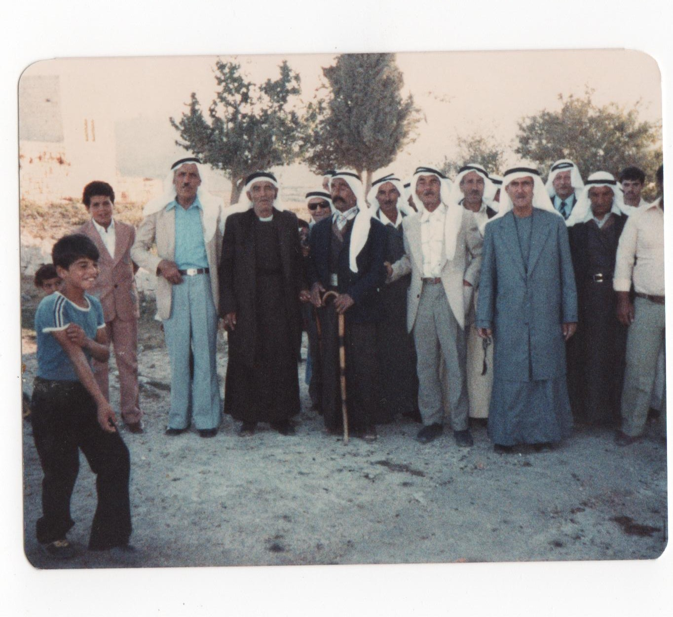 Yabrud - يبرود : yabroud elders  and grand fathers