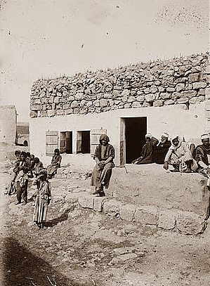 'Isfiya - عسفيا  : An old guest house in isfiya in 1900