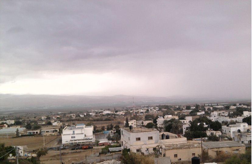 al-'Auja -العوجا: شتاء العوجا 2012