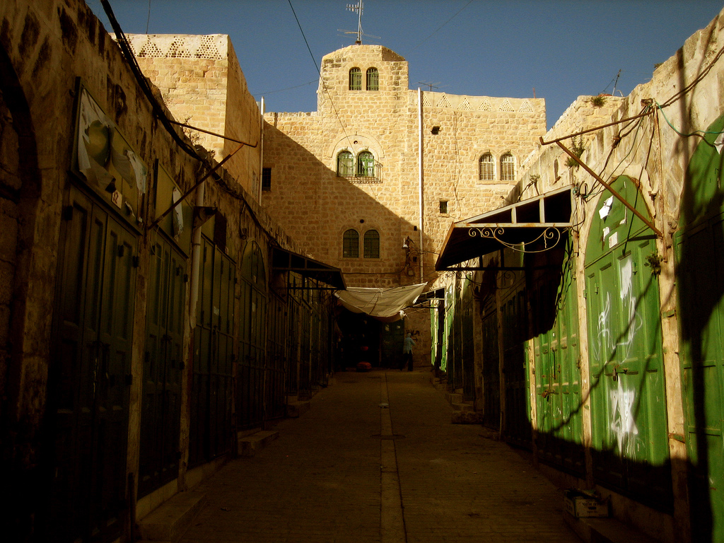 Hebron-الخليل: الحي القديم/العثماني