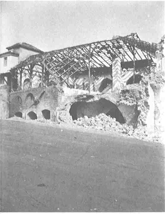 Jaffa - يافا : British occupation demolitioning Jaffa's old city during the first Intifada (uprising) in 1936. The uprising started because of Britain allowed increasing number of European Jewish refugees to immigrate to Palestine.