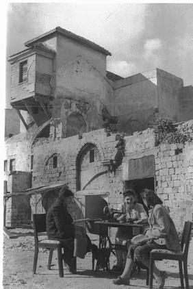 Jaffa - يافا : Jaffa Soon After Occupation(#4), 1949