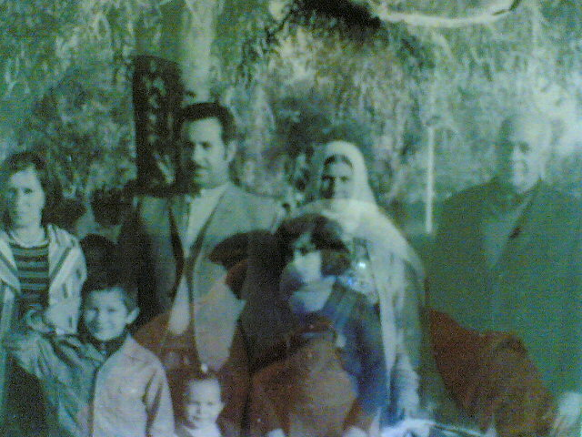 'Ayn Karim - عين كارم : MY Grand Father and mرther (IBRAHIM AL Zarka)(Safeyah al mashni)