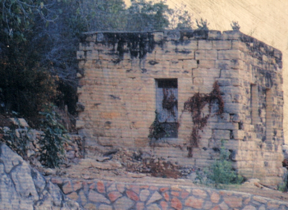 Bayt Mahsir - بيت محسير : A picture of palestinian house in Bayt Mahseir #1