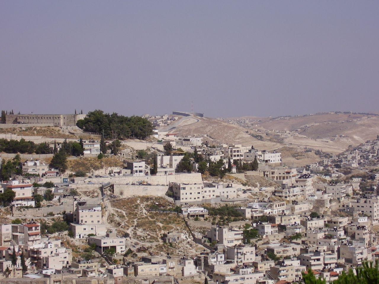 Abu Dis-أبو ديس: منظر عام